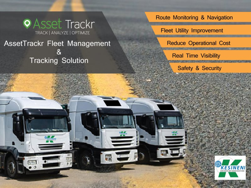 Kesineni Vehicle Tracking System