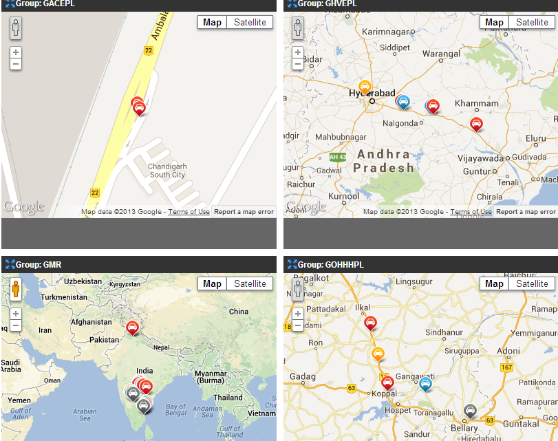 gps tracking system india