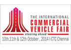 As seen on commercial vehicle fair